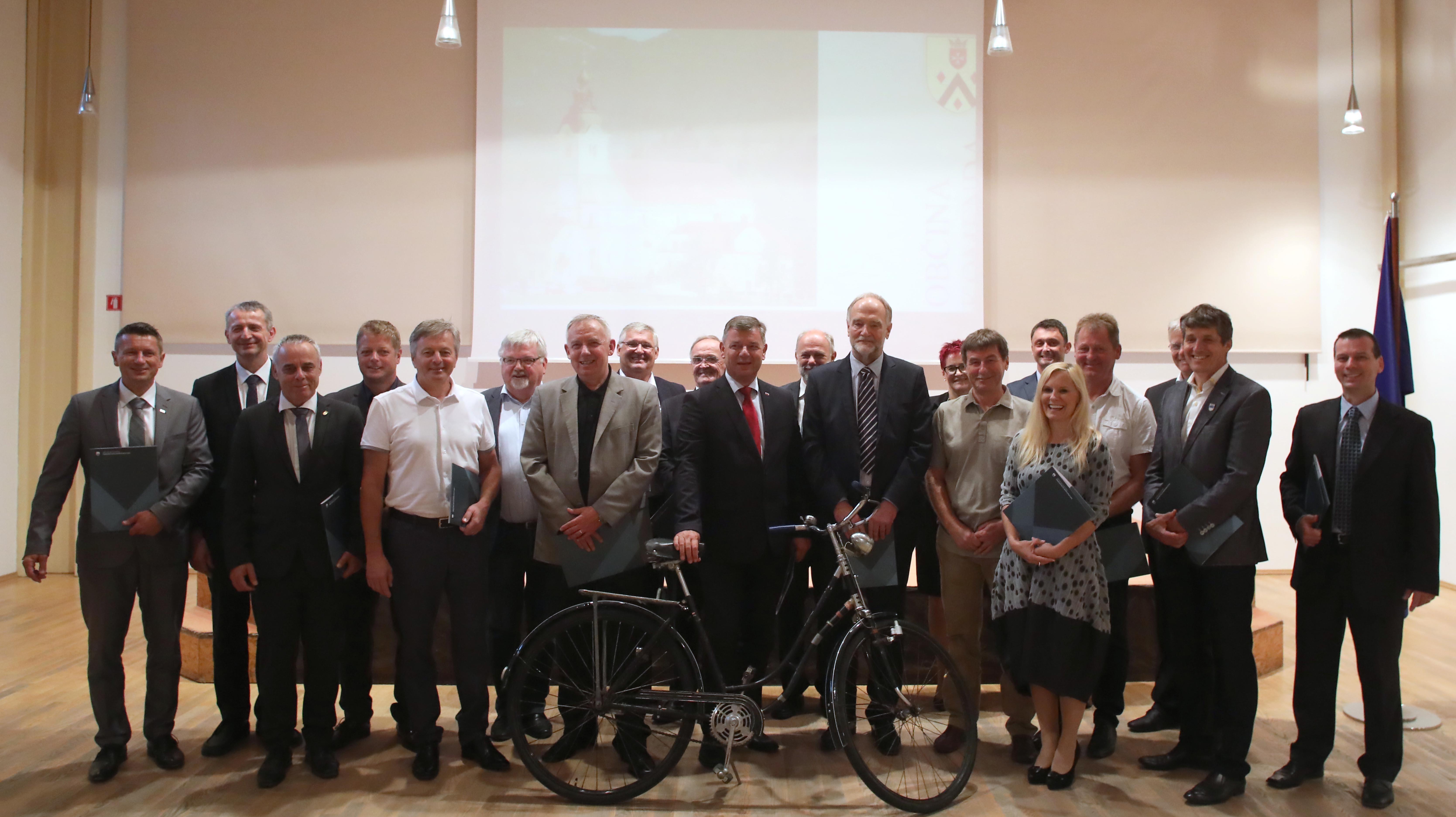 Gorenjska bo dobila kolesarsko omrežje!