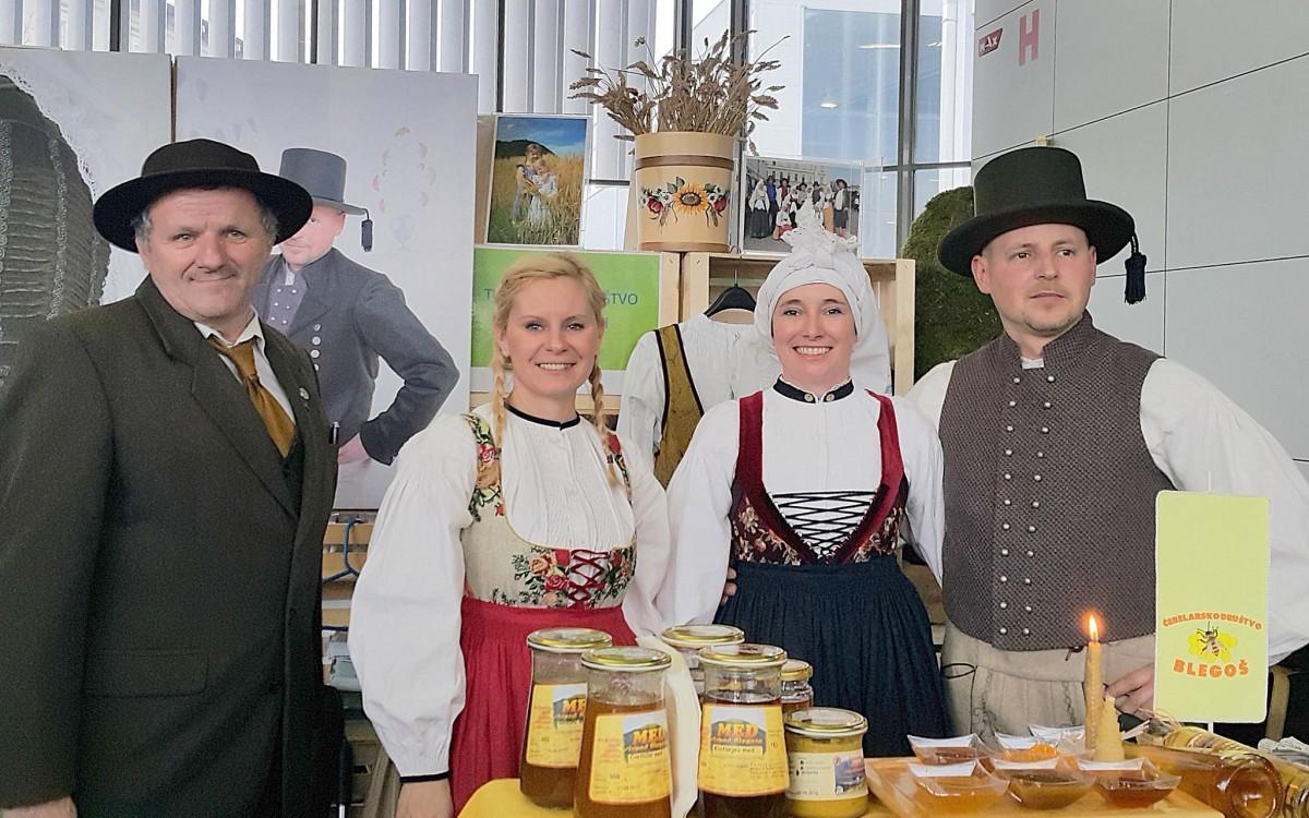 Predstavitev na 30. sejemu turizma Natour Alpe - Adria