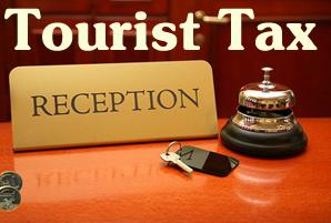Pomembno obvestilo zavezancem za plačilo turistične takse