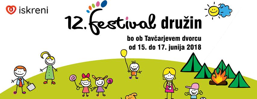 Festival družin pri Tavčarjevem dvorcu na Visokem